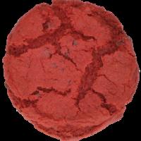 rood koekje zonder achtergrond